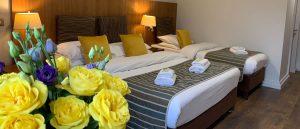 Bright & spacious bedrooms